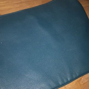 Thirty-One Jewell Laptop Savvy Sleeve Teal